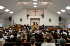 2011 Revival Services