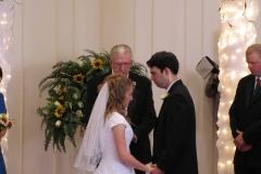 Raynes-Stewart Wedding